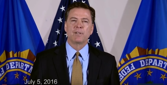 Comey Vs Clinton Supercut