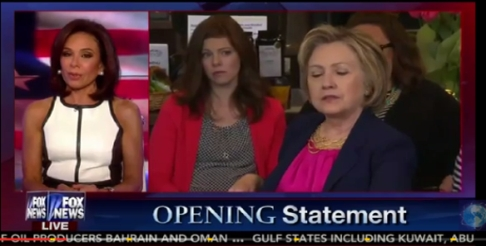 Judge-Jeanine-on-Hillary-lying-160515-486x246