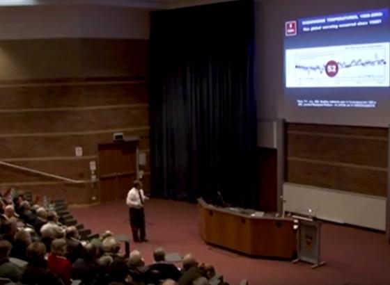Professor Robert Carter on Why IPCC is Wrong