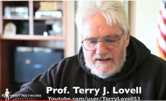 Prof Terry Lovell - NASA scientists did not agree on climate change