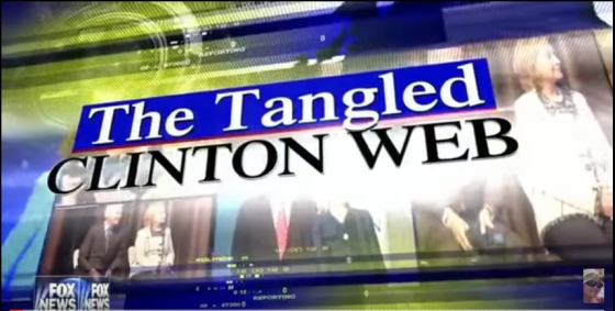The Tangled Clinton Web