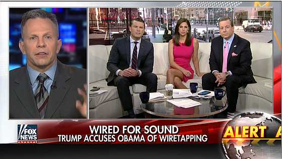 """Lt. Col. Shaffer """"Trump Tower was Wired for Sound"""""""