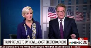 Morning Joe on Liberal Hypocrisy In the Media