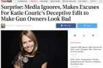 "Katie Pavlich highlights article on ""Under The Gun"" documentary being deceitfully editted"